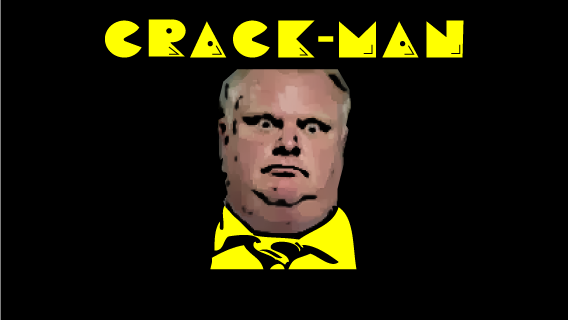 Crack Man- screenshot