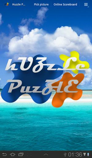 Huzzle Puzzle