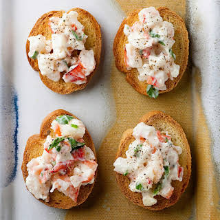 Shrimp Crostini Recipes.
