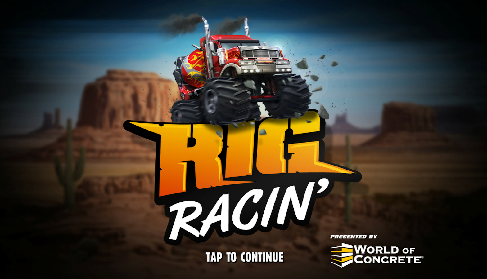 Rig Racin'- screenshot