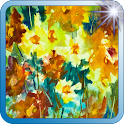 Watercolor Flower Wallpapers icon