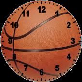 Basket clock
