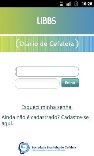 Diário Cefaleia