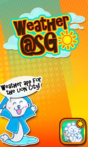 MyWeather SG