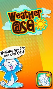 MyWeather@SG - screenshot thumbnail
