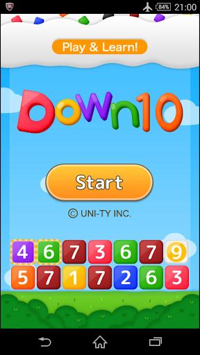 Down10 Play Learn Series