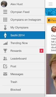 Olympic Athletes' Hub - screenshot thumbnail