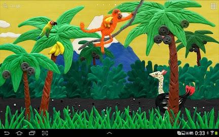 Jungle Live wallpaper HD Screenshot 7