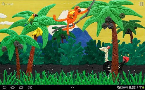 KM Jungle Live wallpaper - screenshot thumbnail