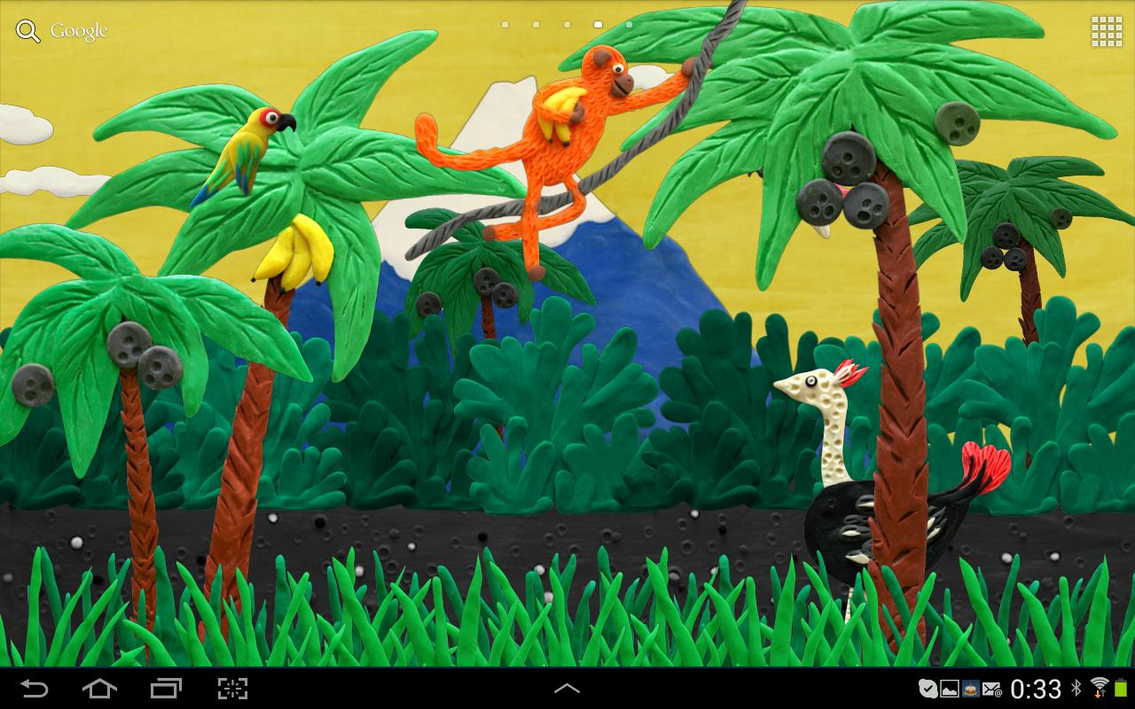Jungle Live wallpaper HD- screenshot