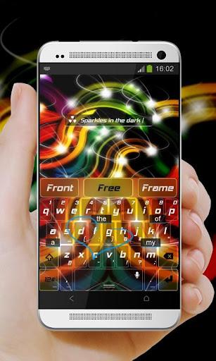 玩免費個人化APP|下載圣诞灯键盘 app不用錢|硬是要APP