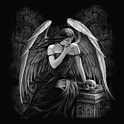 Grim's Angel Live Wallpaper icon