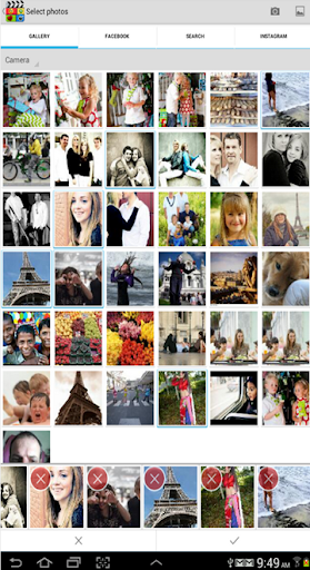Free Photo Slide Editor App