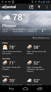 azcentral for Android - screenshot thumbnail