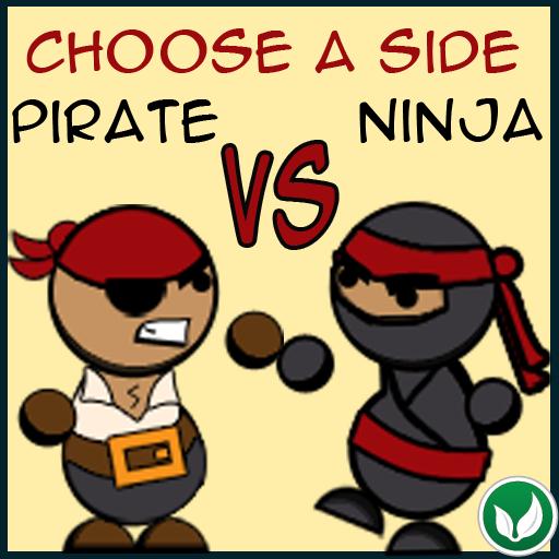 Ниндзя против пиратов картинки