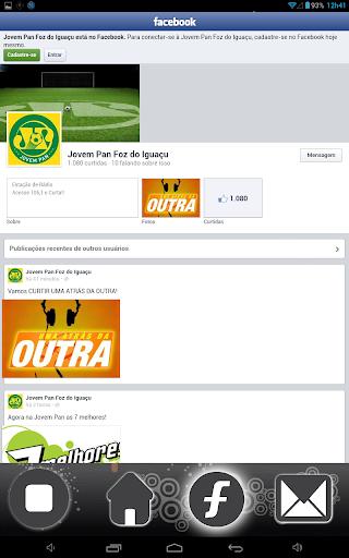 Jovem Pan Foz do Iguau00e7u 1.0 screenshots 5