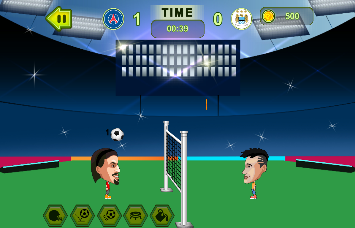 Soccer Stars, an Addictive Game Sheets Online