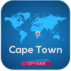Cape Town Guide Hotels Weather icon