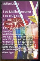 Screenshot of Cocktails Recipes