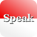 Speak Indonesian Free icon
