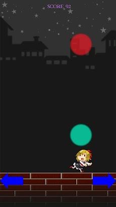 東方 ルーミアの暗闇なのかー~無料暇つぶしゲーム~のおすすめ画像3