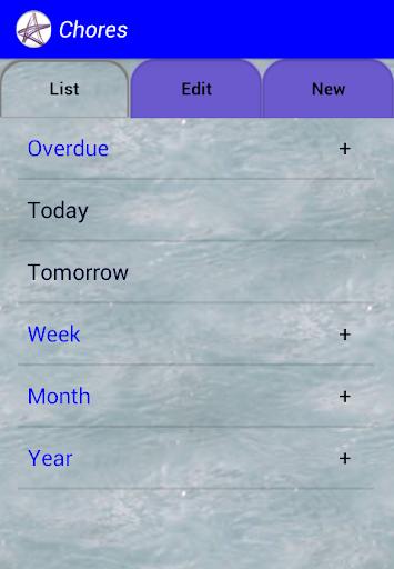 Chores App