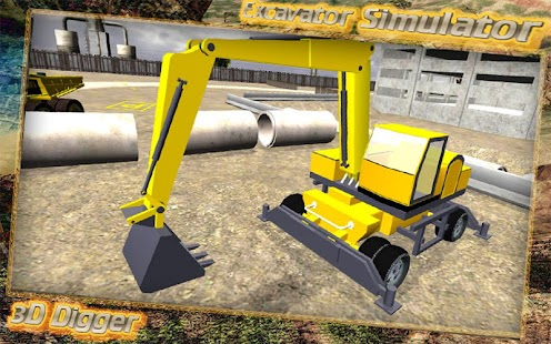 Excavator-Simulator-3D-Digger 7