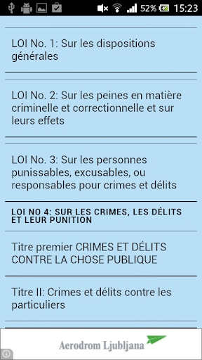 Code pénal de Haïti