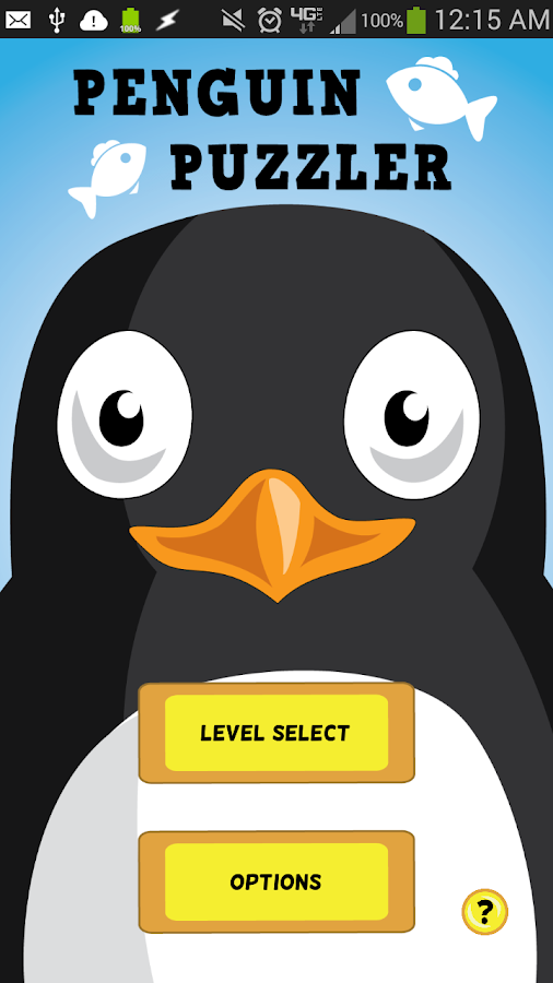 Penguin Puzzler Beta- screenshot