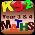 Key Stage 2(KS2) Maths-Yrs 3/4