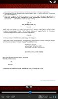 Screenshot of UU Tindak Pidana Korupsi
