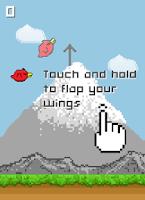 Screenshot of Fatty Bird