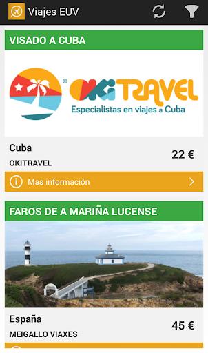 【免費旅遊App】Viajes EUV-APP點子