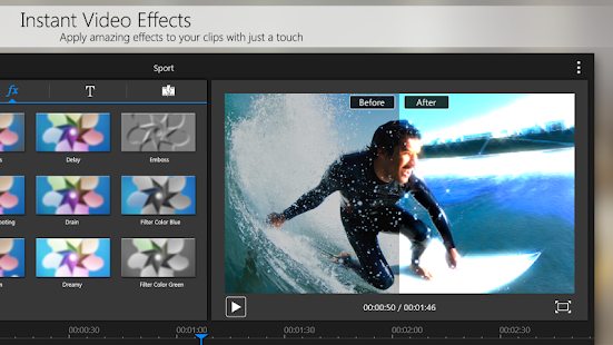 PowerDirector Video Editor App Screenshot 21
