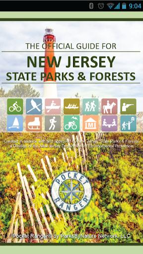 NJ Parks Forests Guide