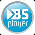 BSPlayer ARMv7 VFP CPU support logo