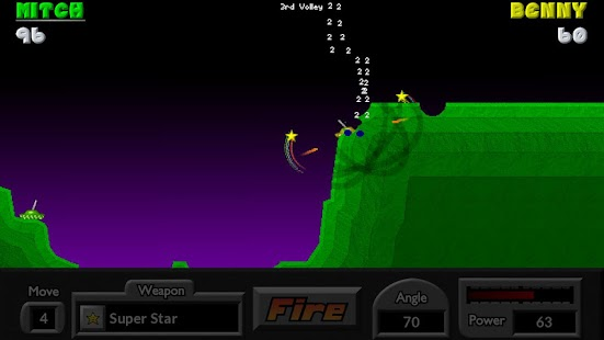 Pocket Tanks Screenshot