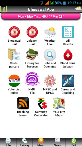 Bhusawal App