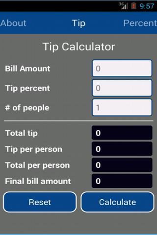 Tip Calculator Plus