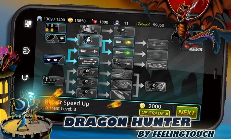 Dragon Hunter - screenshot