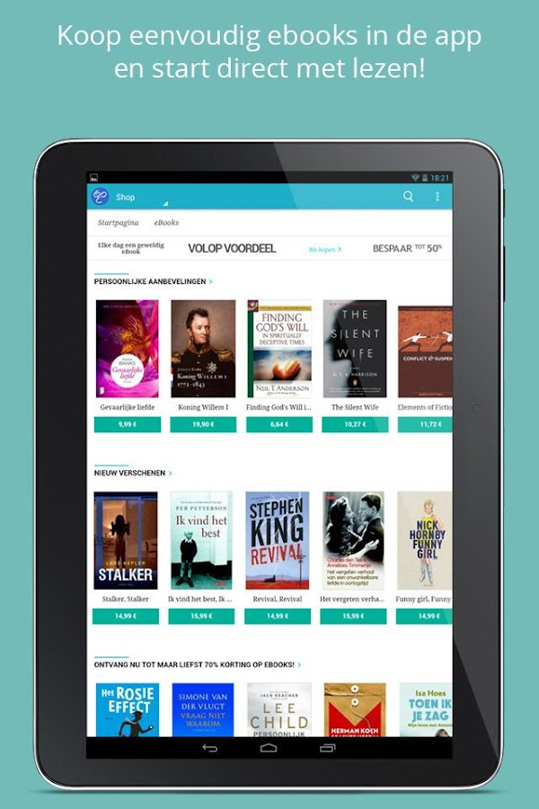 how to download books on kobo app
