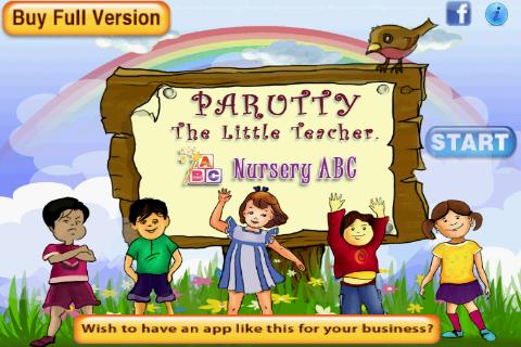 Nursery ABC Lite