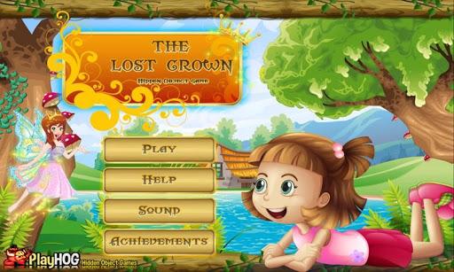 Lost Crown Free Hidden Objects