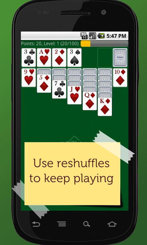 Solitaire Champion - screenshot