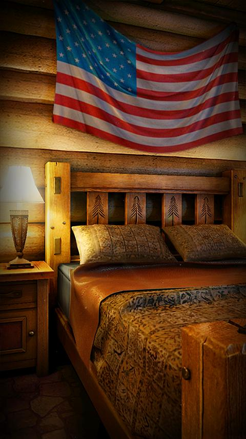 My Log Home 3D Live wallpaper- screenshot