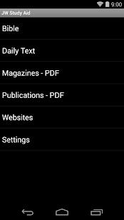 玩免費書籍APP|下載JW Study Aid app不用錢|硬是要APP