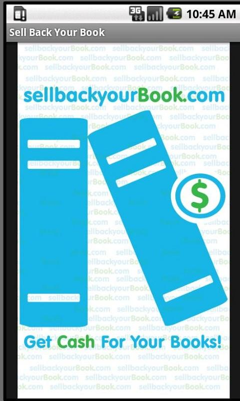 SellBackYourBook - Sell books - screenshot