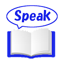Speakable picture for toddler icon