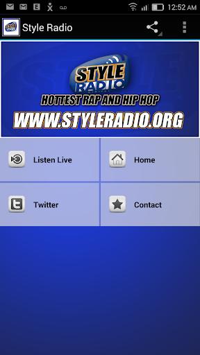 Style Radio  screenshots 1