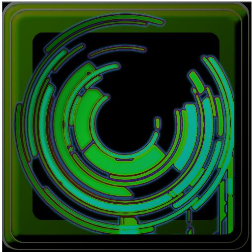 Tweecha Theme:Cyber Green